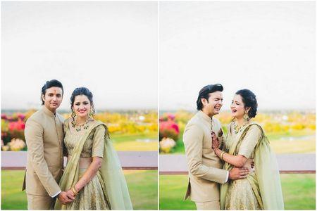 Royal Jaipur Destination Wedding With A Playful Bride!