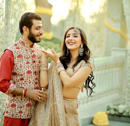 Pastel Hues And Dreamy Outfits At This Beautiful Jaipur Wedding!