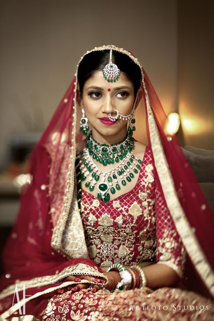 11 Real Brides Who Seriously Gave us Jewellery Goals!