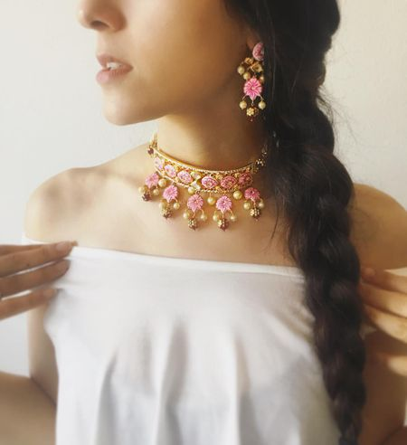 The Most Interesting Jewellery Pieces to Sport at Your BFF's Mehendi!