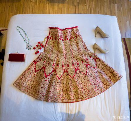Mumbai Wedding With A Memorable Mehendi Set-up!