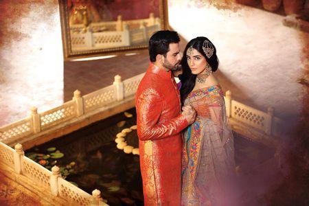 This Shoot On Pakistani Bridal Fashion Is All Kinds Of #WeddingGoals!