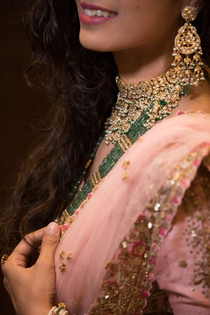 Red Carpet Bride at Manubhai Jewellers: The Golden Girl!