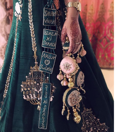 7 Of The Cutest Latkans We Spotted On Brides!