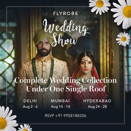 The Flyrobe Wedding Show Is Here To Dazzle You With Their Newest Bridal Collection!