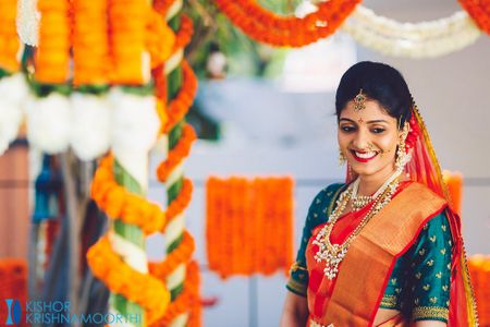 Traditional Hyderabad Telugu Wedding With A Kanjeevaram Bride!