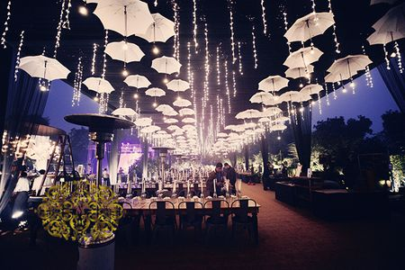 5 Super Awesome Decor Ideas We Loved At This Sundowner Mehendi!