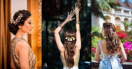 50 Bridal Hairstyles For Every Single Function At Your Wedding!