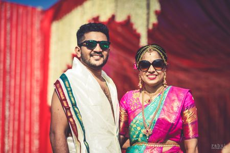 Quirky Chennai Wedding With A Bunch Of Cool Ideas To Try!