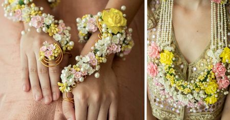 There's a New Flower Jewellery Style In Town And It's Gorgeous!