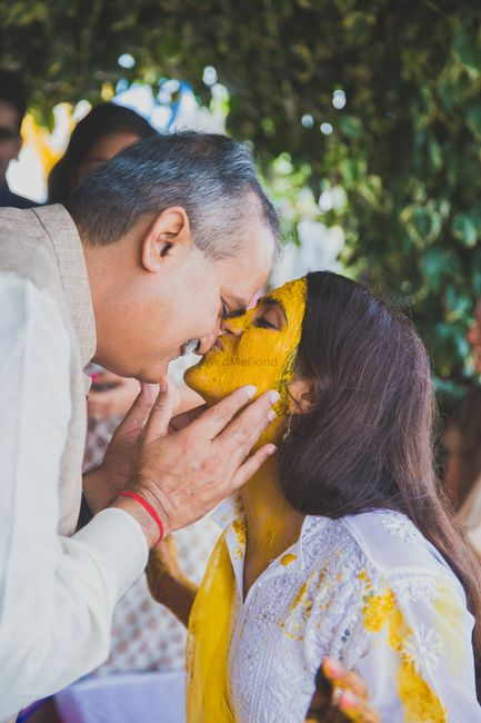 Touching Ways That You Can Honour Your Parents On Your Happy Day!
