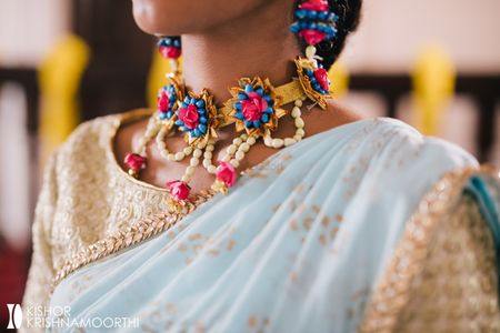 We Are Majorly Crushing Over This Awesome New Mehendi Jewellery Style!
