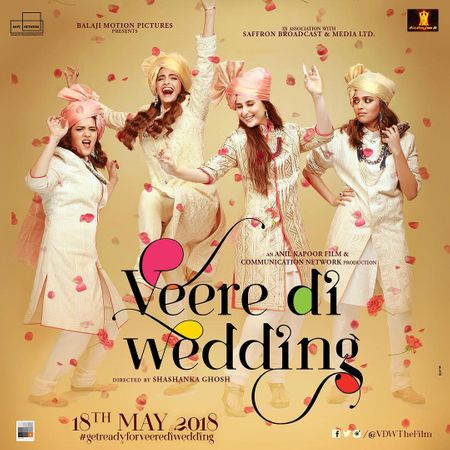 The First Look for Veere Di Wedding is Out & OMG We Love It!