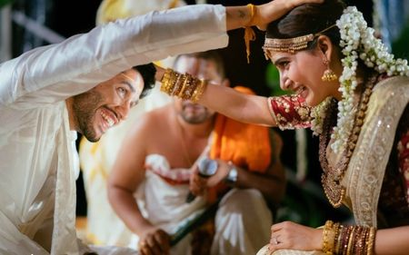 All The Pretty Pictures From The #ChaiSam Wedding: Samantha & Naga Chaitanya's Big South Wedding Is Here!