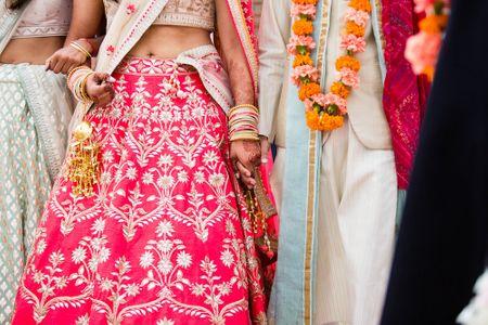 Dreamy Modern Wedding Which Raised Money For Charity!
