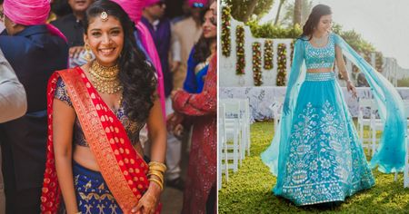 How To Make Your Lehenga Stand Out in The Crowd!