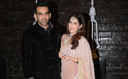 Zaheer Khan And Sagarika Ghatge Tie The Knot! *Pictures and All Deets*