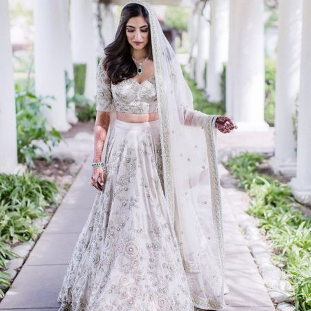 6 Lehengas That Are Just Perfect For Winter Weddings!