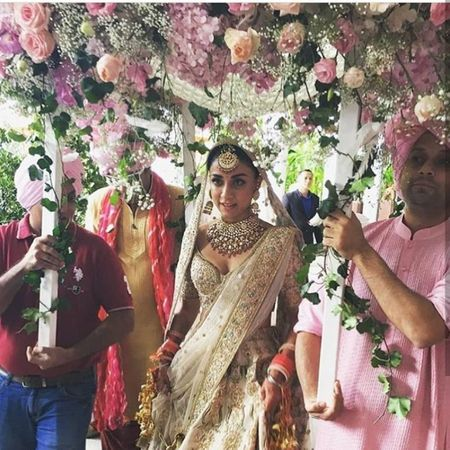 This Aisha Actress Got Married & Her Wedding Photos Are As Pretty As Her!