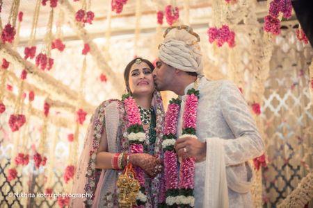 Mogra Laden Wedding In Delhi With Elegance