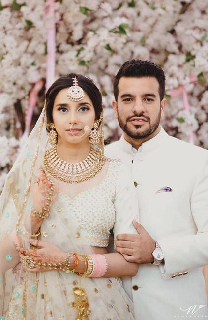 Bride & Groom Colour Combinations  That Will Rock in 2018!