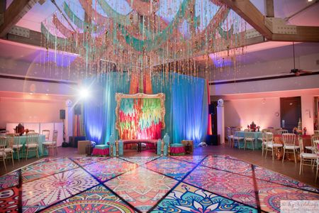 10 Amazing Sangeet Themes To Try For Your Wedding!