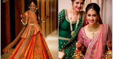 This Bride Wore Three  Budget-Friendly Outfits For Her Wedding!