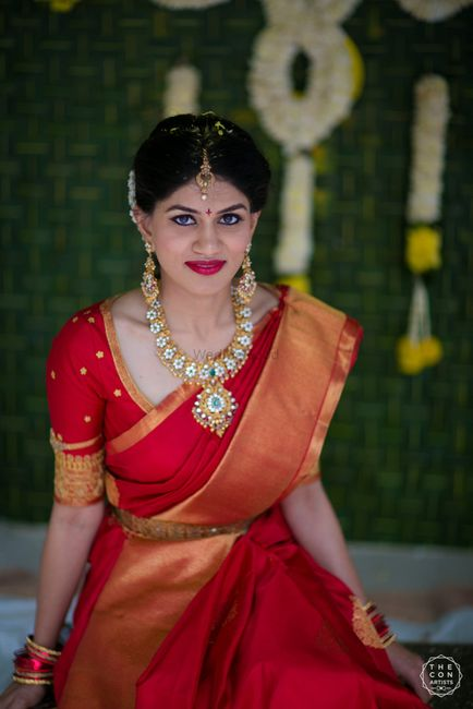 The Best South Indian Brides Of 2017 : WMG Roundup