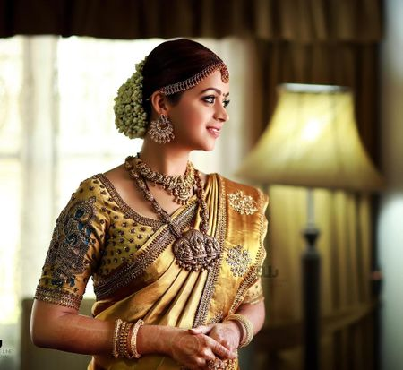 South Indian Actress Bhavana's Wedding Which Broke the Internet!