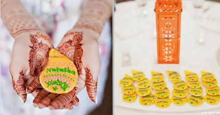 30 New Mehendi Favours For Your Bridesmaids !