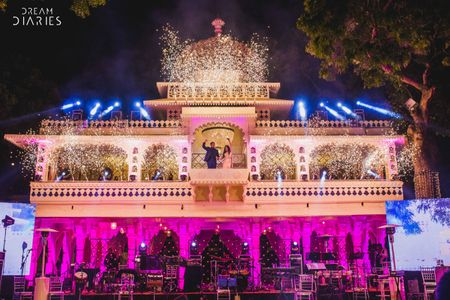 The Most Expensive Places To Get Married In India!
