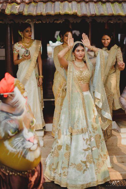 Dreamy,  Elegant Wedding In Kumarakom With A Ceremony On The Backwaters!