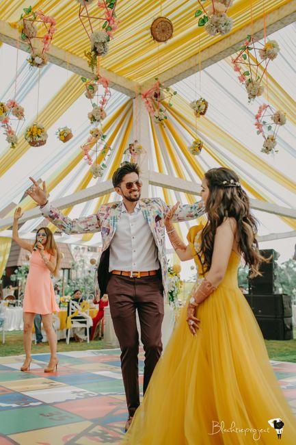 Glam Udaipur Wedding With A Dash Of Fun!