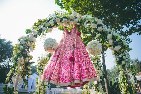 #BridalShopping: We Found 10 Amazing Designer Bridal Lehengas Online! *With Prices!