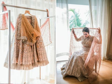 Super Fun Goa Wedding With A Bengali Touch And Gorgeous Outfits!