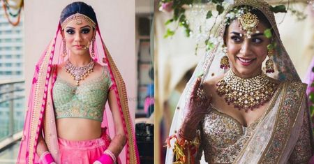 30+ Latest Blouse Designs For Your Lehenga This Year!