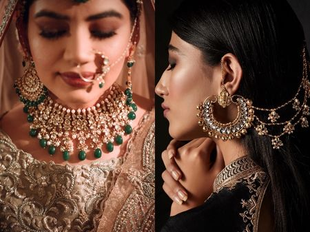 5 Amazing New Instagram Stores For Bridal Jewellery!