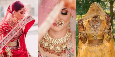 Gorgeous New Bridal Portrait Ideas Which Are So Instagrammable!