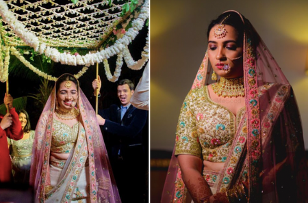 Beautiful Destination Wedding In Hyderabad With A Dreamy Vibe!