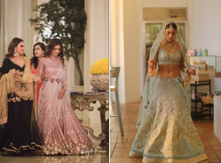 The Best Tarun Tahiliani Lehengas We Spotted On Real Brides!