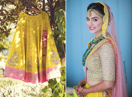 13 Sure-Fire Signs That You've Found The Lehenga That's 'The One'