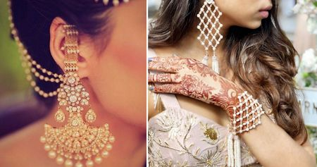 Modern New Jewellery Options For The Sister Of The Bride!