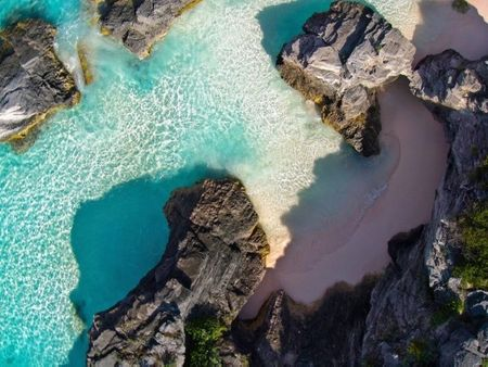 #SummerHoneymoons: 10 Most Unique & Instagrammable Beaches In The World!
