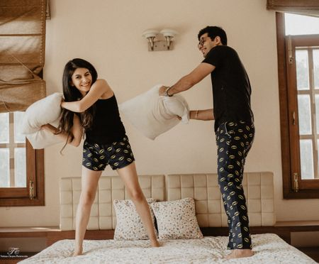 Where To Buy The Cutest PJs For Your Trousseau!