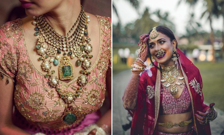 The Most Stunning Jewellery Ideas We Spotted On Real Brides This Wedding Season!