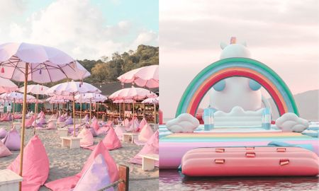 There's A Unicorn Island That Is PERFECT For Your Bachelorette !