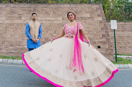 Here's How NRI Brides Are Customizing The Bridal Outfit Of Their Dreams!