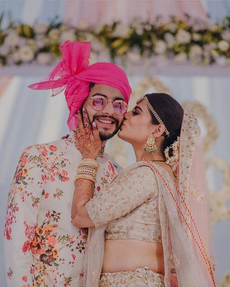The Cutest Brother Sister Looks We Spotted At Weddings!