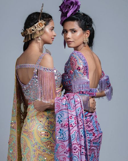 #Trending: Boho Blouses From Suneet Varma That Are Perfect For Your Sangeet!