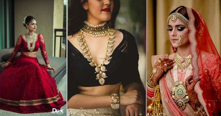 Feel Like A Queen: Best Raani Haars We Spotted For Your Wedding!